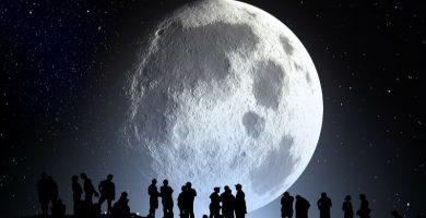 la luna y la astrologia