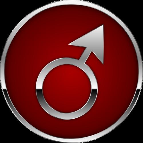 simbolo de marte