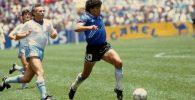 Diego Maradona Futbol